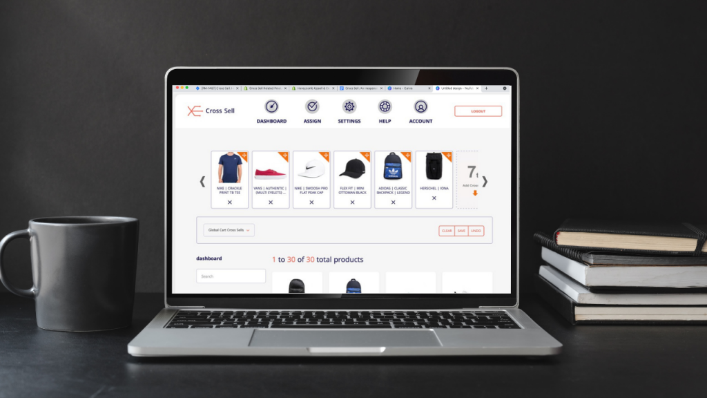 Cross Sell Related Products Shopify App
